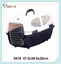 Pet Cat Dog Carrier Pet Portable Cage Cat Dog Flight Cage