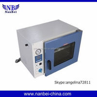 Desktop hot air circulating electro thermal drying oven