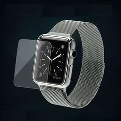 Clear transparent screen protector for apple watch