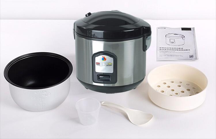 vente chaude accueil appareil de cuisine 500 w 1 5l 2 8l deluxe national lectrique cuiseur. Black Bedroom Furniture Sets. Home Design Ideas