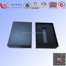 custom black cardboard gift box/gift packing box manufacturers producting