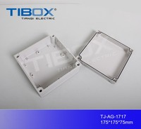 ABS or PC electronic pcb plastic enclosure