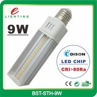 high lumen samsung 5630 smd 9w g24d-2 led g24d-3 led pl light,new design high quality g24q-3 led pl