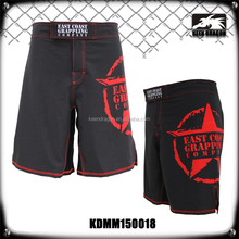 2015 sublimated mma man shorts wholesale fighting short mma fight gear