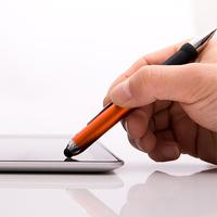 INTERWELL BP9757 Custom Rubber Tip Touchpad Stylus Pen