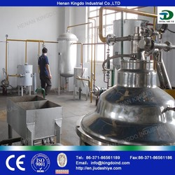 Oil Extraction Machine for Soybean Oil, Soybean Oil Factory Turnkey Project