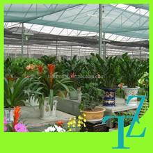 china factory supply green sun shade net to protect the flowers