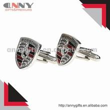 2015 Best wholesale metal engravable cufflinks