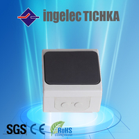 new design electrical wall switches usa,momentary push button waterproof switch
