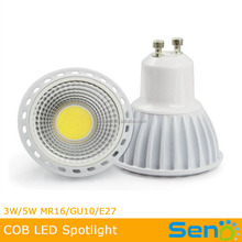 hottest products aluminum die casting 5W COB led light gu5.3 led spot lamp alloy wheel from maiker china online shopping