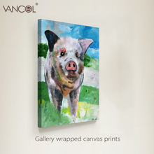 2016 new design products canvas wall art famous animal painting for home decor in China