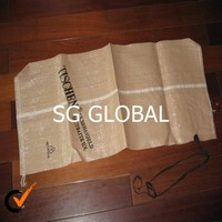 Waterproof geotextile sand bag for golf