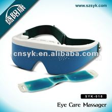 Magnetic eye care massage