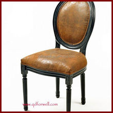 Luxury white wedding louis chair louis high quality banquet chair cheap chinese furniture dining chair