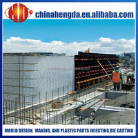 plastic formwork for concrete, plastic formwork for construction, plastic shuttering formwork for concrete