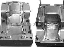 high precision alloy die casting& plastic injection mould&mold of toy ship