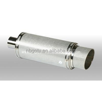 Metal Exhaust Flexible Pipe Muffler with High Quality