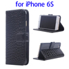 alibaba cina PU Leather custom mobile cover for iPhone 6S with great price