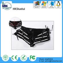 2014 new products led short/fiber optical shorts illuminated sign in China hot sale