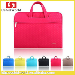 Modern Waterproof neoprene laptop bags with handles With New Style laptop bag for apple macbook pro 15
