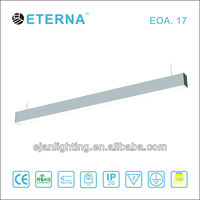 Aluminium T5 Linear Pendant Light for Office