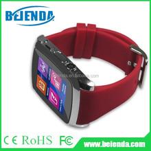 Smart watch phone 2015 china smart watches Waterproof Hi Watch ltra slim android smart phone