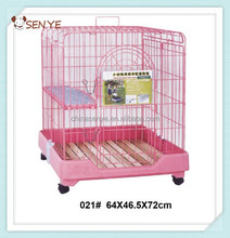 Hot sale deluxe rabbit breeding cage,indoor rabbit cages,cage used for rabbit