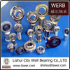 Bronzed Lined Imperial 3/8-24UNF Ball Joint Spherical Bearings