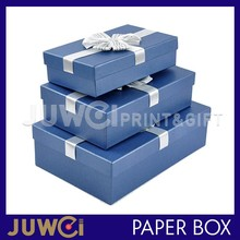 Fashion Recyclable Gift Paper Boxes,Big Packaging Box for Cloth/Flower/Gift