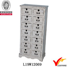 Wooden Small Antique White Furniture Company Chest of Drawers