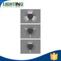 On-time delivery factory directly shine up and down wall light