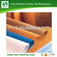 Zend nonwoven fabric with aperture