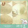Home decor Blackout Plain 100% polyester faux silk curtains