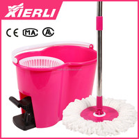2015 Old Fashioned Yarn Dust Easy Life Magic Robot Auto easy life 360 rotating spin magic mop