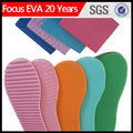 Sandalia de suela material/suela de goma para sandalia para hacer zapatos