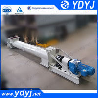 China Manufacturer Tube Mini screw conveyor for powder
