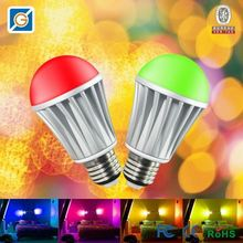WiFi wholesale rgb led bulb e27 for basketball court play by SmartPhone