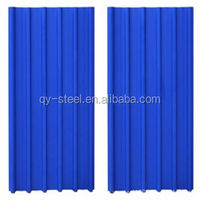 Metal roofing sheets, steel sheet for roofing, wall, container