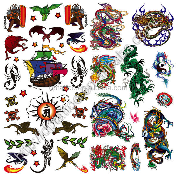 for Temporary tattoos for kids