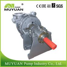 Gold Mining High Flow Ash Centrifugal Slurry Pump Manufacturer for Ball Mill
