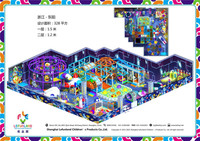 China Used Indoor Kids Amusement Playground Equipment for Entertainment