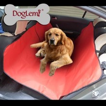 Quilted Waterproof Dog Hammock Car Mat