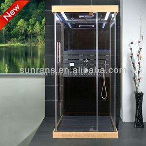 Yeni tasarım çok- funtional kompakt buhar seks duş