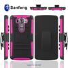 Holster belt swivel clip case for Lg optimus G4 pro V10 H960 cell phone cover