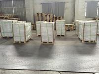 0.2mm white high opaque mat/mat pvc sheets for cards from Jiangyin Longsheng