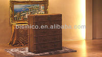Leather chest of drawer,English-style drawer cabinet(BF02-260162)