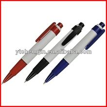 cheap ballpoint plastic pen/pens ballpoint famous brands/four color ballpoint pen