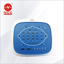 CE ISO certificated product NCC portable eeg equipment USB Transmission