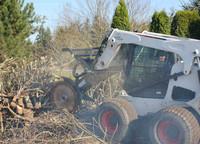 Made in USA, Hydraulic machine tree cutters saws