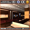 OEM all kinds of glass display dome,wooden display showcase kiosk